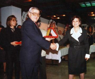FG Naci Girginsoy  ödül töreni