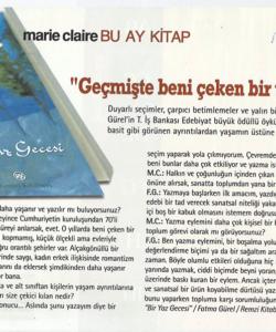 Marie Clair Dergisi
