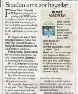 Vatan Gazetesi -M. Mutlu