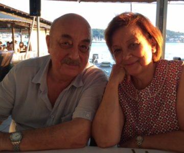 Fatma Gürel, ve eşi
